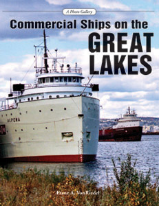 COMMERICAL SHIPS ON THE GREAT LAKES
