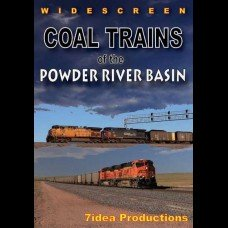 COAL TRAINS OF THE POWDER RIVER BASIN