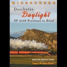 DESCHUTES DAYLIGHT: SP 4449 PORTLAND TO BEND