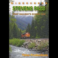 STEVENS PASS - BNSF RAILWAY'S SCENIC SUBDIVISION