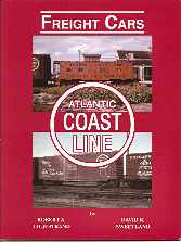 ATLANTIC COAST LINE FREIGHT CARS