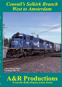 CONRAIL'S SELKIRK BRANCH