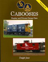 C&O/B&O CABOOSES VOL 4