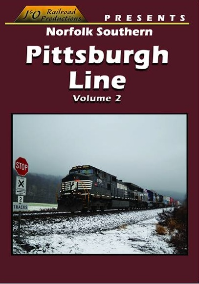 NORFOLK SOUTHERN PITTSBURGH LINE VOL 2