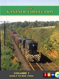 KANTNER COLLECTION VOL 1 EARLY TO MID 1950S