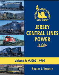 JERSEY CENTRAL POWER IN COLOR VOL 2 #2000-9709