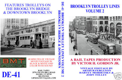 BROOKLYN TROLLEY LINES VOL 2