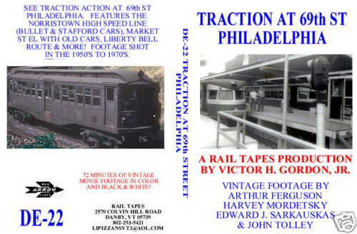 TRACTION AT 69TH ST PHILADELPHIA