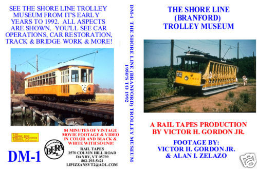 SHORE LINE (BRANFORD) TROLLEY MUSEUM