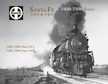 SANTA FE PICTORIAL - VOL 16 3400-3500 SERIES 4-6-2 & 4-6-4