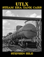UTLX STEAM ERA TANK CARS