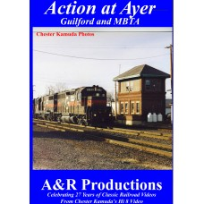 ACTION AT AYER - GUILFORD & MBTA