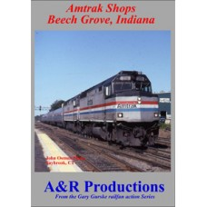 A VISIT TO BEECH GROVE - AMTRAK'S SHOPS