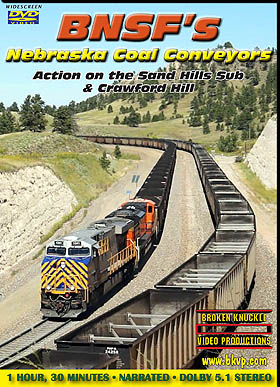 BNSF'S NEBRASKA COAL CONVEYORS