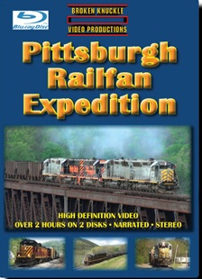 PITTSBURGH RAILFAN EXPEDITION - DVD