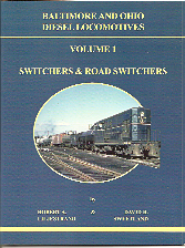 BALTIMORE & OHIO DIESEL SWITCHERS