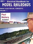 ELECTRICAL HANDBOOK FOR MODEL RAILROADS VOL 1  THIRD EDITION