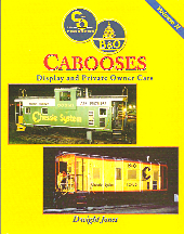 C&O/B&O CABOOSES  VOL 2