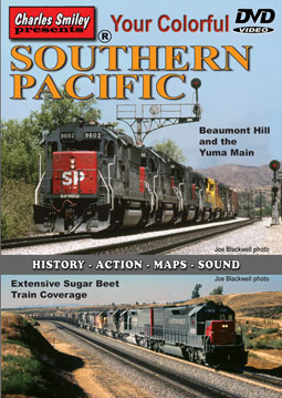 YOUR COLORFUL SOUTHERN PACIFIC