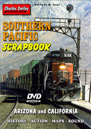 SOUTHERN PACIFIC SCRAPBOOK