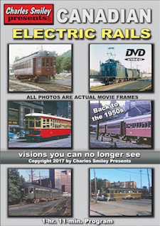 CANADIAN ELECTRIC RAILS