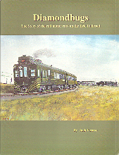 DIAMONDBUGS-THE STORY OF RAIL MOTOR CARS ON THE ERIE RAILROAD