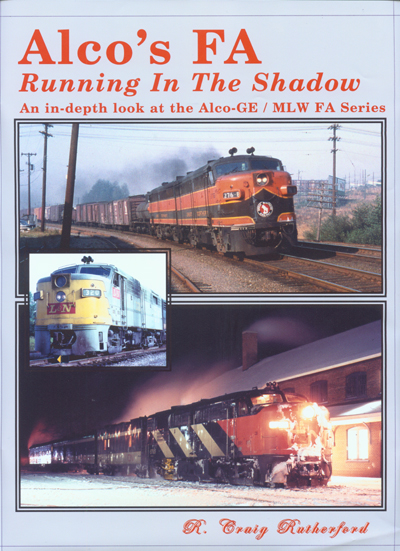 ALCO'S FA - RUNNING IN THE SHADOW