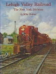 LEHIGH VALLEY RAILROAD NEW YORK DIVISION