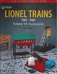 GREENBERG'S GUIDE TO LIONEL 1945-1969 VOL 6 ACCESSORIES H/C