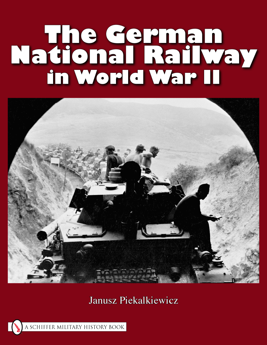 GERMAN NATIONAL RAILWAY IN WORLD WAR 2