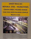GHOST RAILS VOL 16 – REPUBLIC STEEL YOUNGSTOWN
