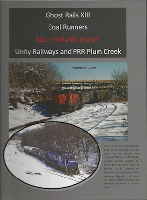 GHOST RAILS VOL 13 - COAL RUNNERS