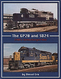 GP 20 & SD 24 EMD TURBOCHARGED DUO