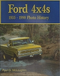 FORD 4x4S 1935-1990 PHOTO HISTORY