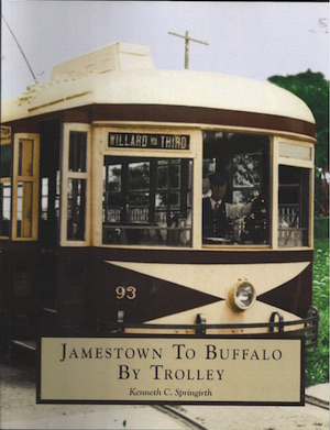 JAMESTOWN TO BUFFALO BY TROLLEY