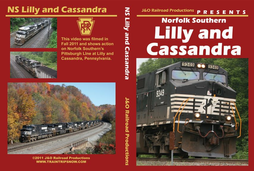 NORFOLK SOUTHERN LILLY AND CASSANDRA