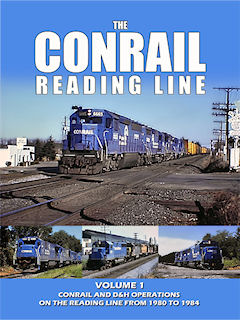 CONRAIL READING LINE VOL 1