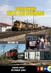 RAILFANNING WITH THE BEDNARS VOLUME 10 GOING WEST OCTOBER 1982