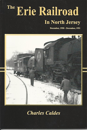 ERIE RAILROAD IN NORTH JERSEY