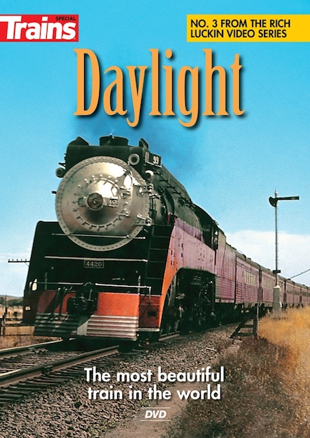 DAYLIGHT - THE MOST BEAUTIFUL TRAIN IN THE WORLD