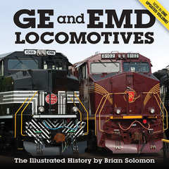 GE & EMD LOCOMOTIVES