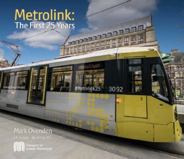 METROLINK THE FIRST 25 YEARS