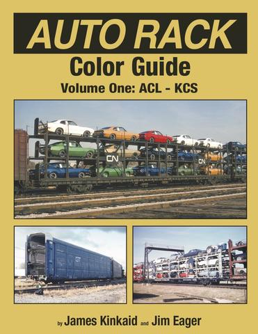 AUTO RACK COLOR GUIDE VOLUME 1 ACL-KCS