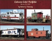 CABOOSE COLOR PORTFOLIO BOOK 1 A-C