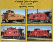 CABOOSE COLOR PORTFOLIO BOOK 2 D-M