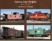 CABOOSE COLOR PORTFOLIO BOOK 3 N-Y