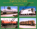 FREIGHT CAR COLOR PORTFOLIO BOOK 5: CSXT-NS THE WORK OF EMERY GULASH 1980-2000