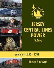 JERSEY CENTRAL POWER IN COLOR VOL 1 #50-1709