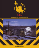 JERSEY CENTRAL LINES IN COLOR VOL 4 PENNSYLVANIA