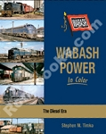 WABASH POWER IN COLOR THE DIESEL ERA